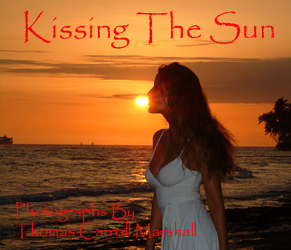 Kissing The Sun - Karen Zavack