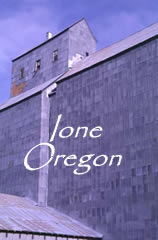 Ione Oregon